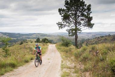 El camino a Estancia San Miguel.