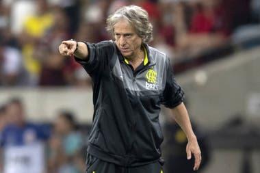 Jorge Jesus se consagró en Flamengo y volvió a Benfica, su casa, a los 66.