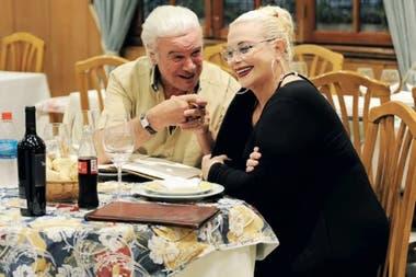 Durante esta cuarentena, Alberto Martin y Carmen Barbieri mantienen una comunicación muy presente: se hablan todos los días