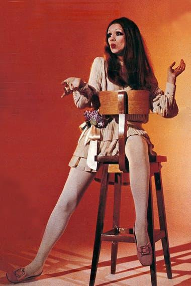 No hay que robar zapatos. En 1970, ya con un nombre propio que se hacía conocido, presentó su nuevo espectáculo musical en el mítico Instituto Di Tella