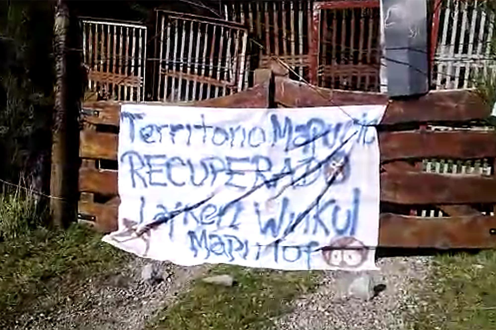 La Iglesia también fue a la Justicia por los actos de vandalismo en Villa Mascardi