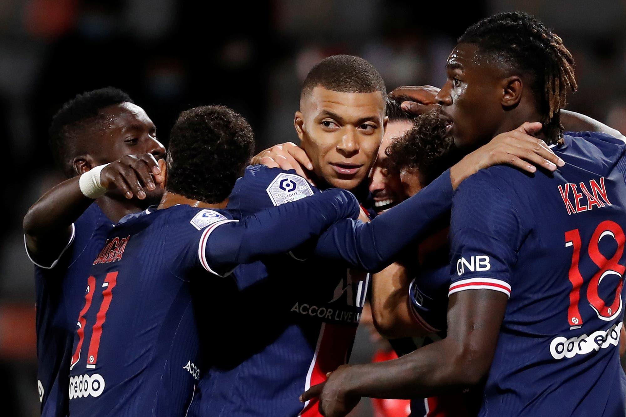 Kylian Mbappé dejará el PSG solamente con la bendición de sus padres