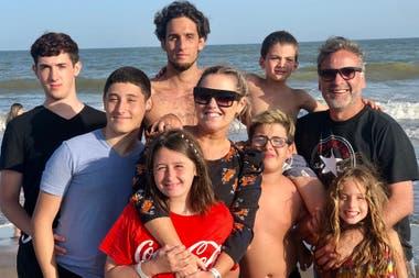 Familia ensamblada para Pilar Smith y Rafa Ruiz Huidobro