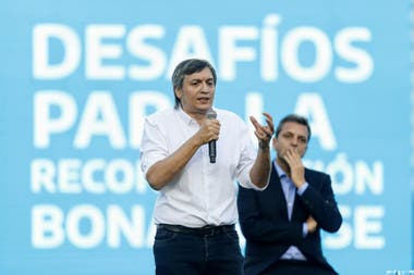 Máximo Kirchner es uno de los posibles candidatos del oficialismo para la campaña presidencial del 2023