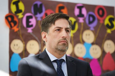 Nicholas Trotta, ministro de Educación