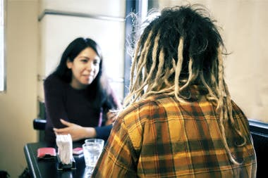 El sello de los dreadlocks