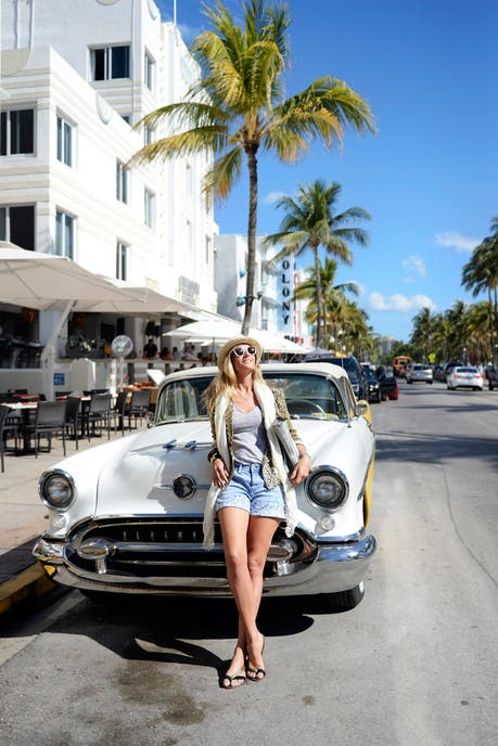 El Art Decó le imprime su estilo particular a Miami Beach