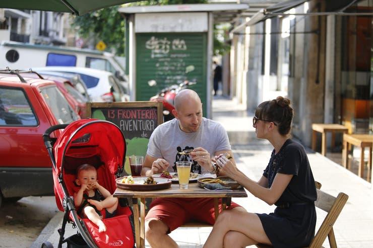 En San Telmo, 13 fornteras ofrece un menú con variedad de toda Latinoamérica
