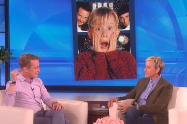 El actor habló de su paso por el cine en el programa de Ellen DeGeneres