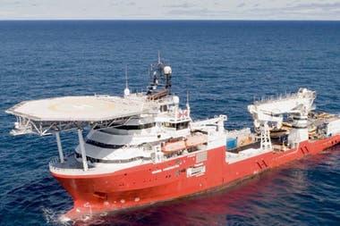 Llegará el 10 de septiembre el barco que buscará al submarino