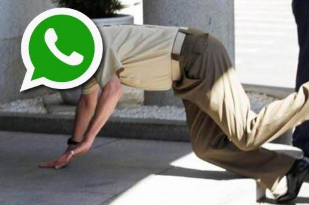 Corran en círculos y recen por sus vidas: Se cayó WhatsApp