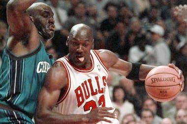 meilleur site web 0e48f ec632 Michael Jordan: para muchos es el mejor de la historia, pero ...