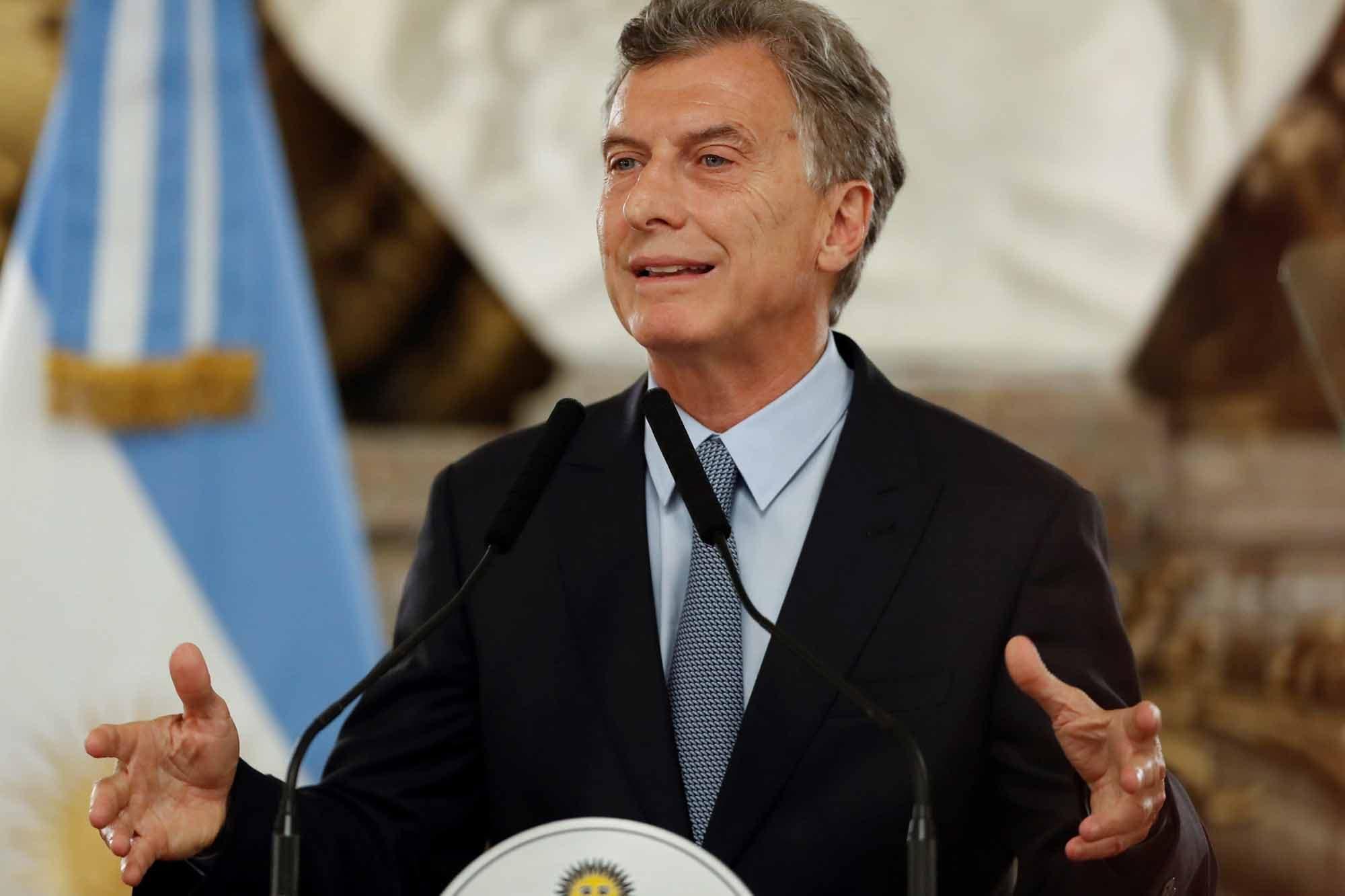 La jueza de Caleta Olivia le pidió a Mauricio Macri que informe qué sabía sobre el estado del ARA San Juan