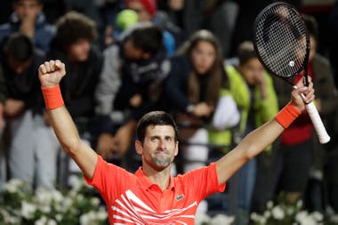 El Punto Entre Novak Djokovic Y Diego Schwartzman Que Genero Una Ovacion En El Masters 1000 De Roma La Nacion