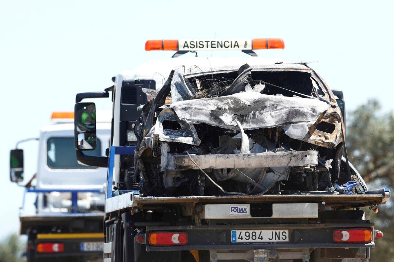 """""""Ibamos volando"""": la confesión del primo de José Antonio Reyes que sobrevivió al accidente"""