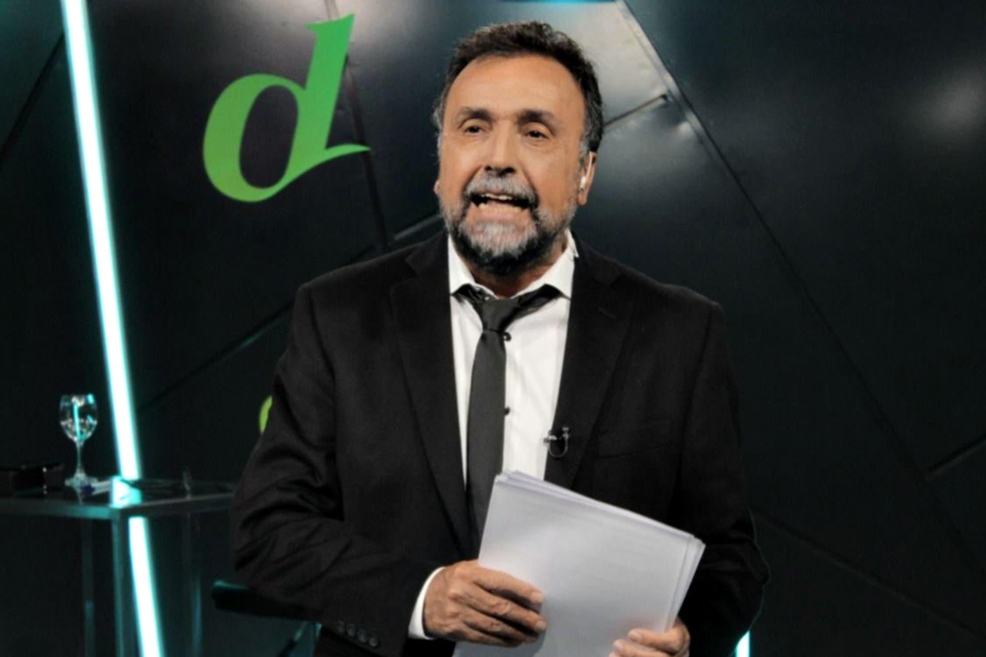 Roberto Navarro lanzó una campaña por Twitter para pedirle una entrevista a Mauricio Macri