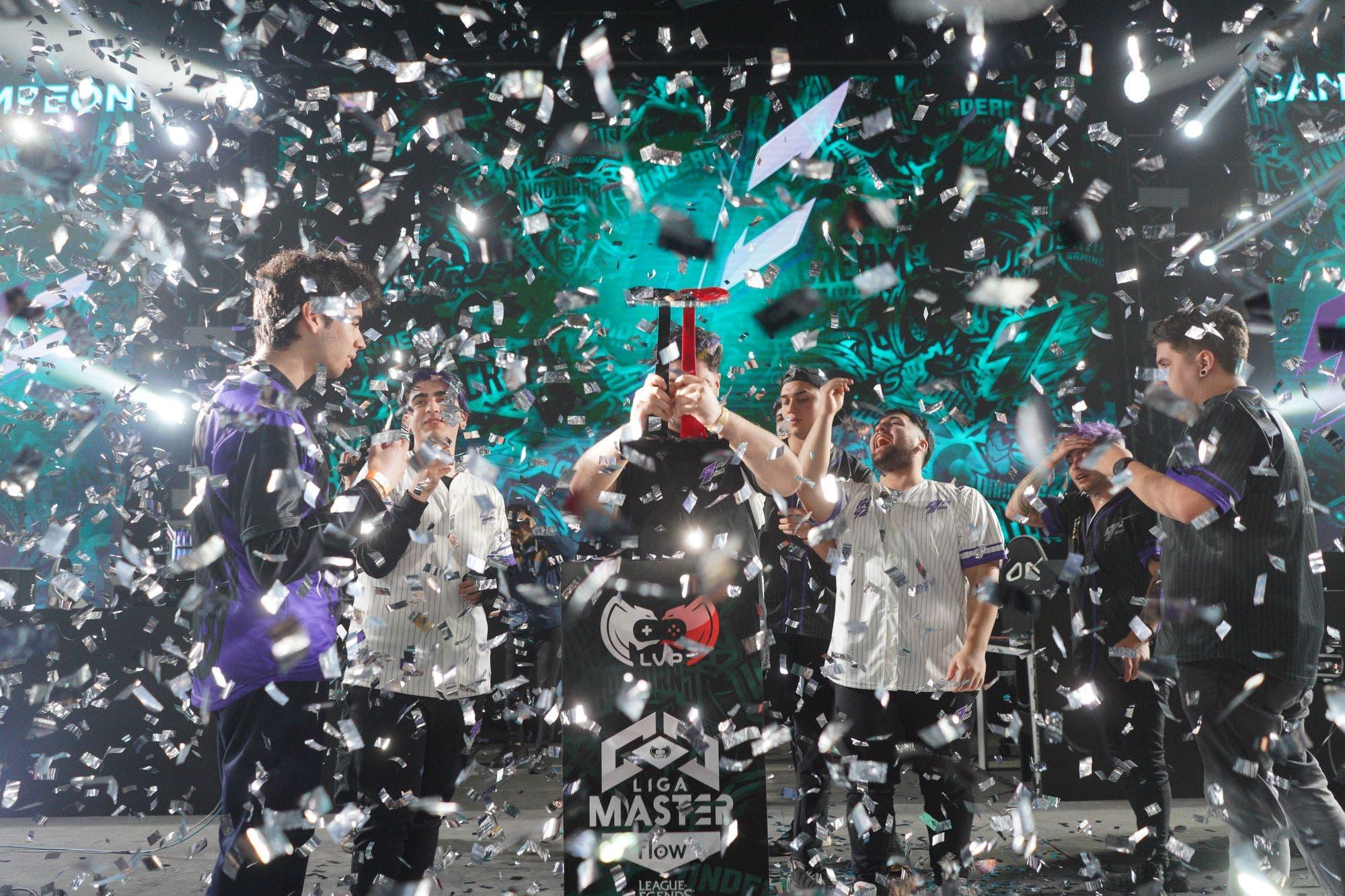 LOL: 9z, el equipo de Frankkaster, se coronó campeón nacional en Obras