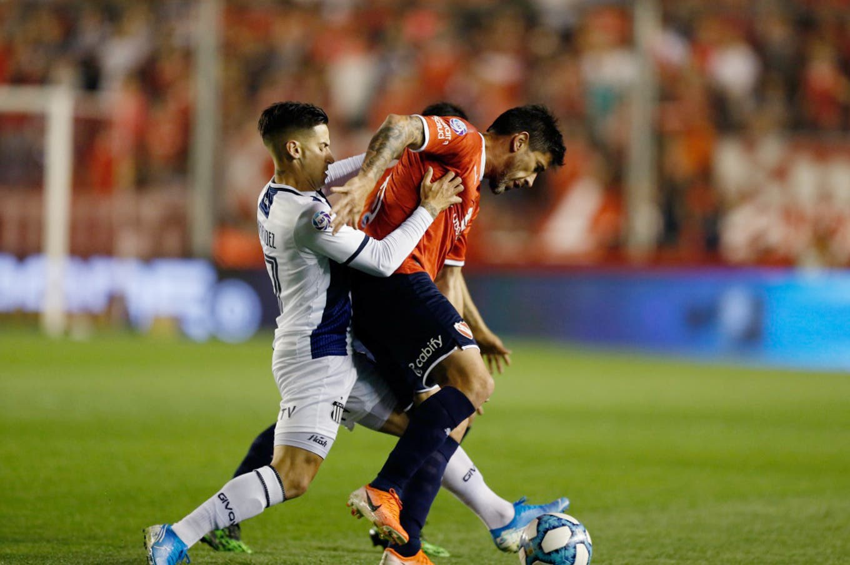 Independiente-Talleres, Superliga: los Rojos pisa fuerte en Avellaneda y ganan 1-0 con un gol de Cecilio Domínguez