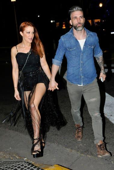 La actriz se separó de su novio Christian Halbinger, tras tres años de relación