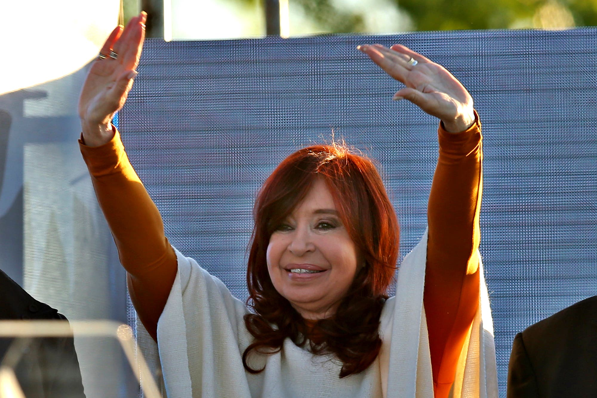 "Cristina Kirchner: ""Hay mucho machirulo suelto últimamente"""