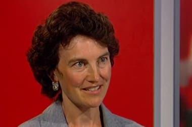 La profesora Rebecca Fitzgerald, de la Universidad de Cambridge, que ha desarrollado métodos de detección temprana de cáncer, forma parte del grupo de investigadores internacionales