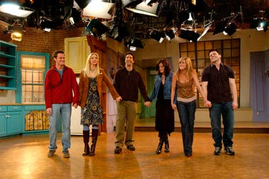 Jennifer Aniston, David Schwimmer, Lisa Kudrow, Matthew Perry, Matt Leblanc y Courteney Cox dieron su visto bueno para regresar a la tele en 2020