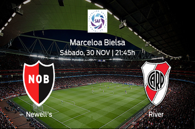 Newell's Old Boys River