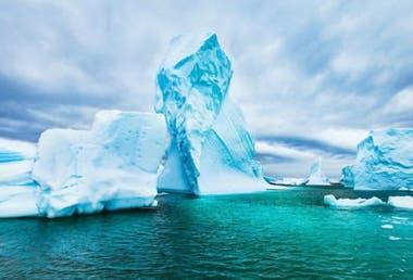 El nuevo mapa puede dar pistas sobre cómo se podrían comportar los glaciares con el calentamiento global