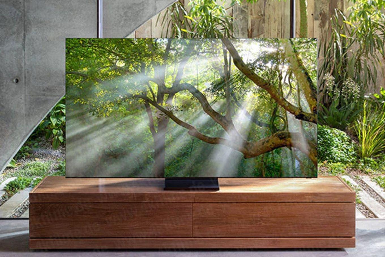 Televisores sin marcos, con resolución 8K y que se desenrollan del techo, lo que veremos en la CES 2020