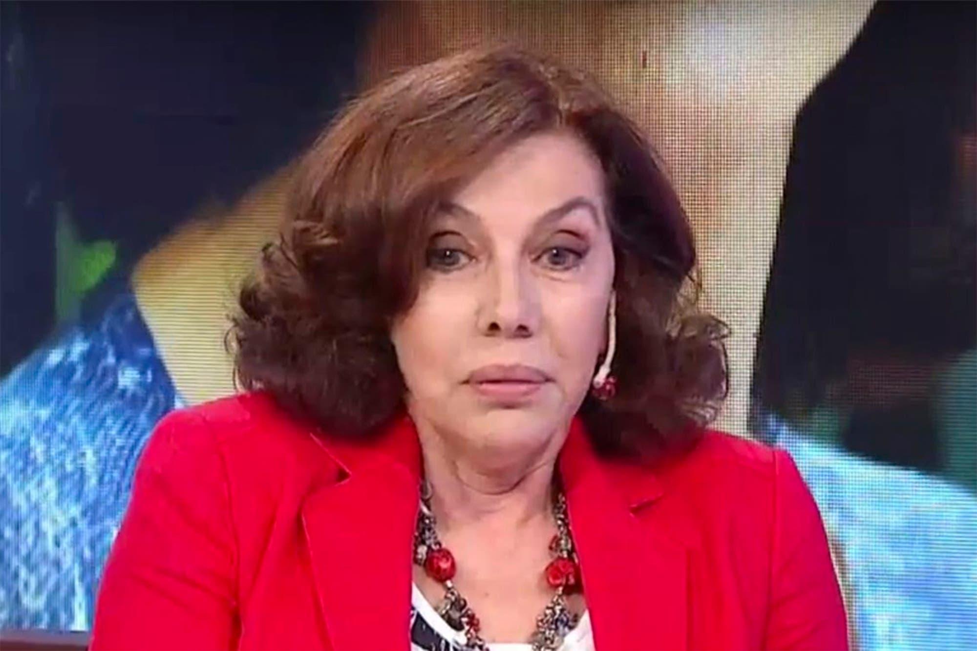 Mar del Plata: Nora Cárpena fue internada de urgencia después de haber sufrido un accidente