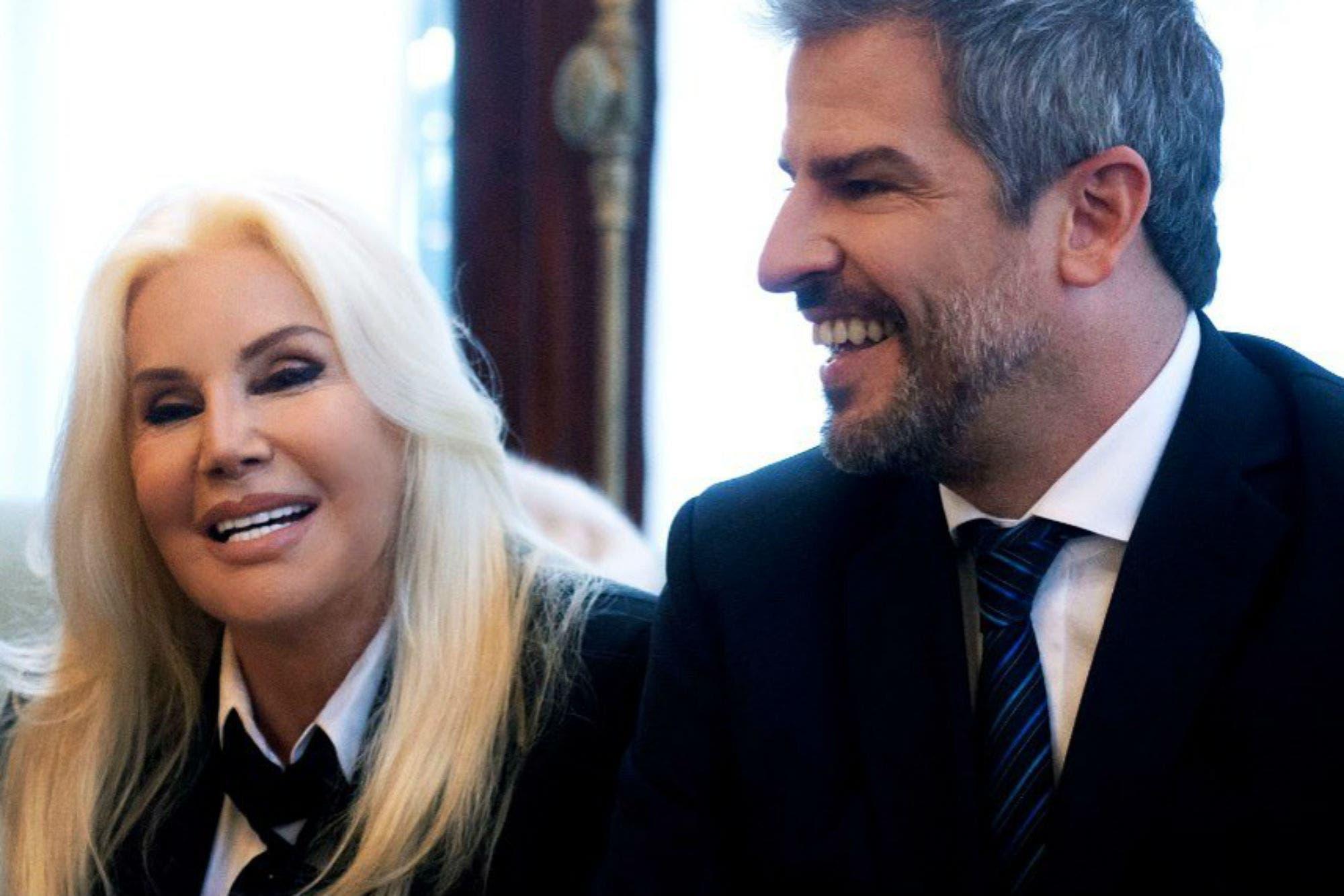 Patricio Giménez defendió a su hermana Susana y tiene un plan para combatir la pobreza