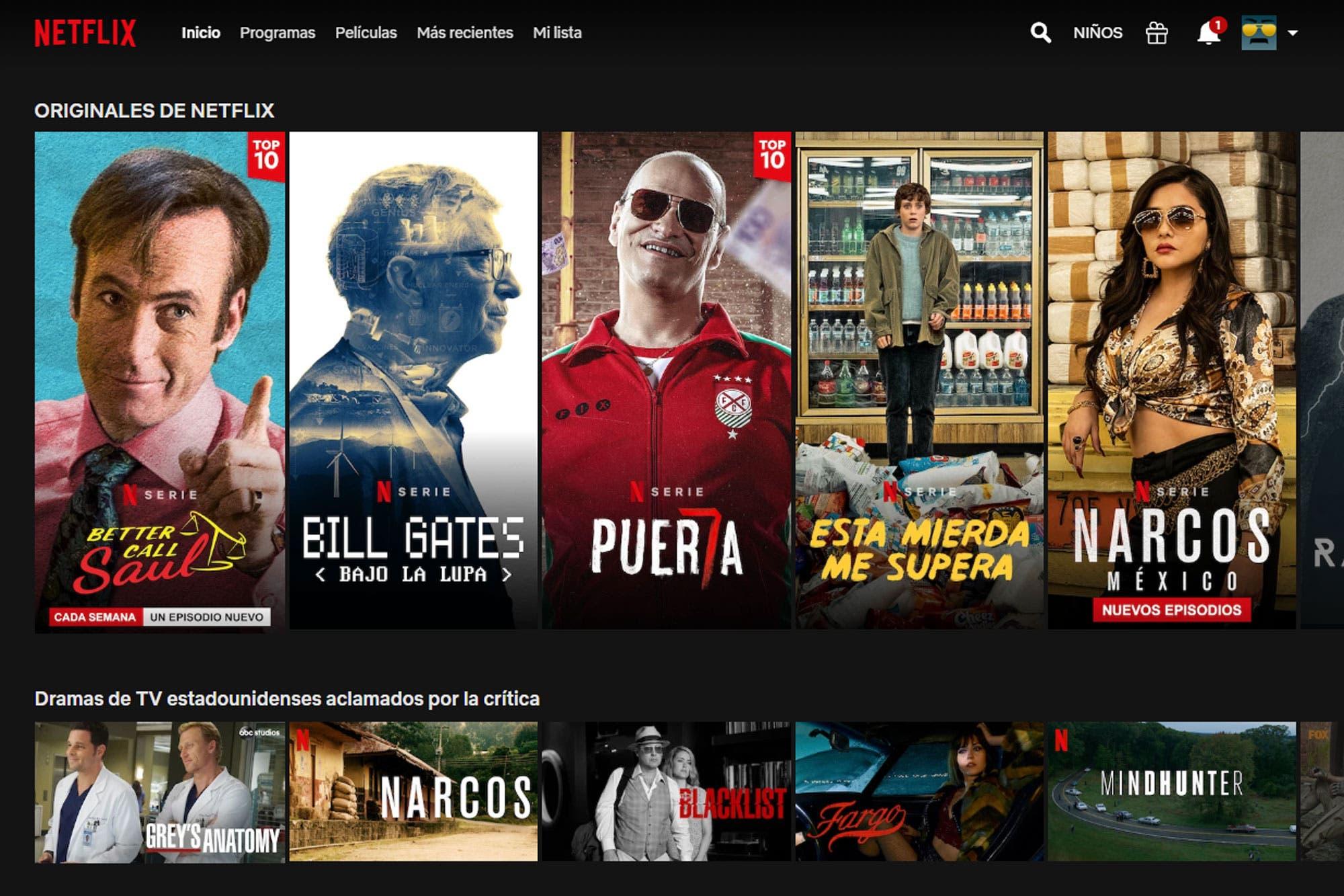 Argentina Porno Peliculas netflix ahora ofrecerá un ranking diario con las 10