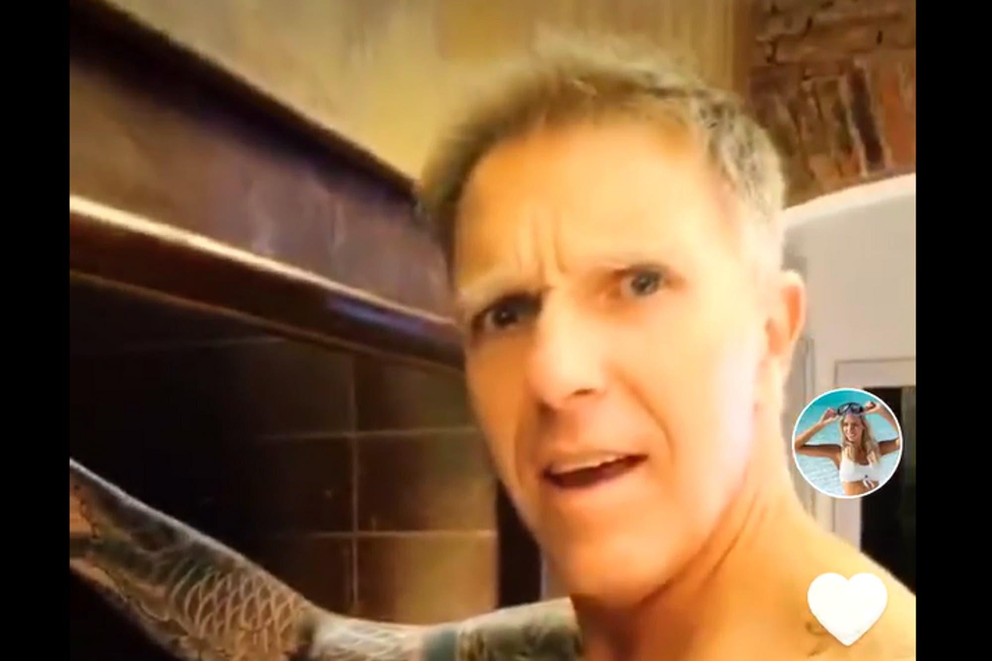 """""""Esperansito"""": los troleos a Alejandro Fantino de su novia Coni Mosqueira que son furor en Tik Tok"""