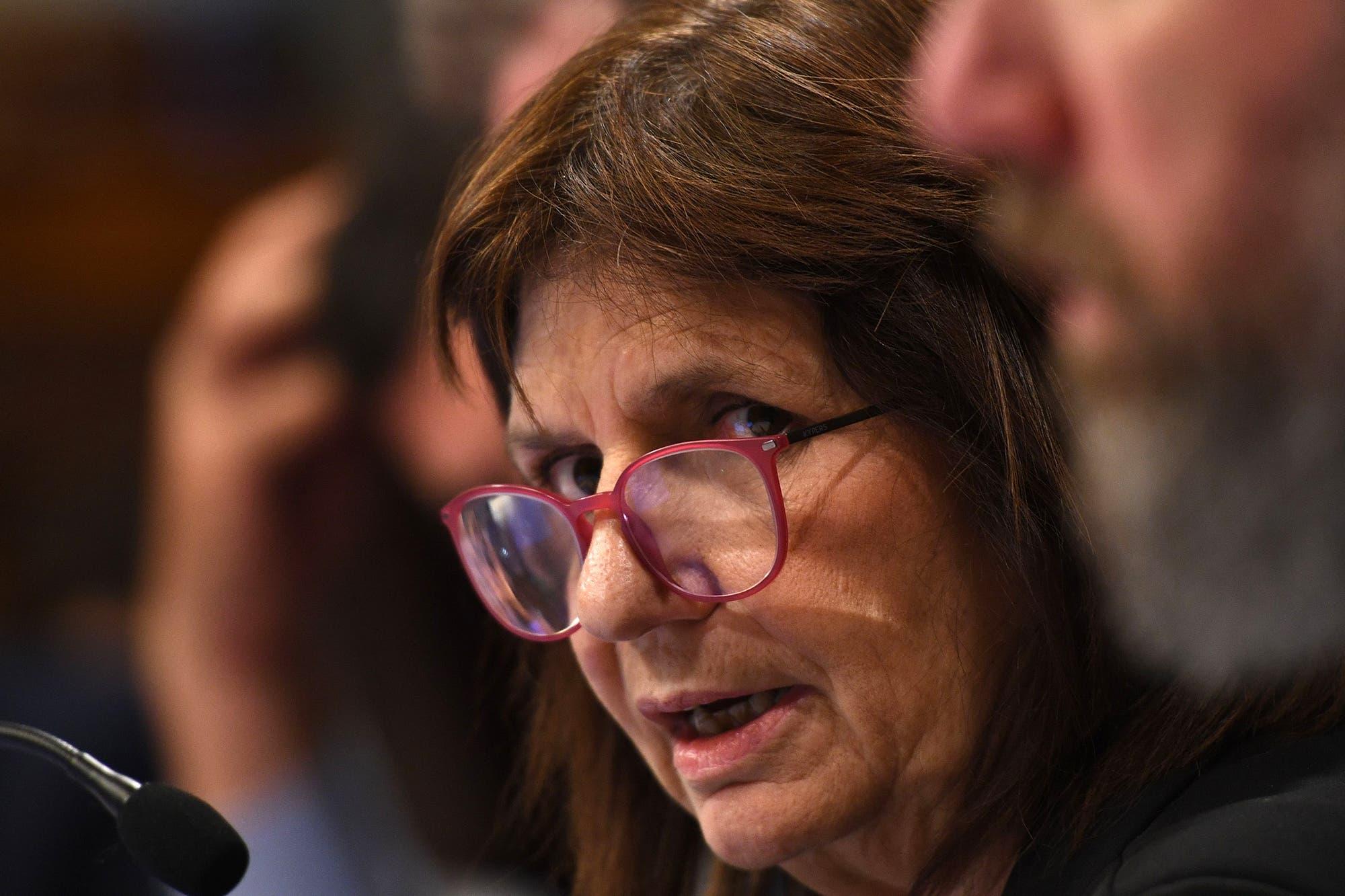 """La respuesta de Patricia Bullrich a Alberto Fernández: """"Usted vinculó a nuestro gobierno con Maldonado"""""""