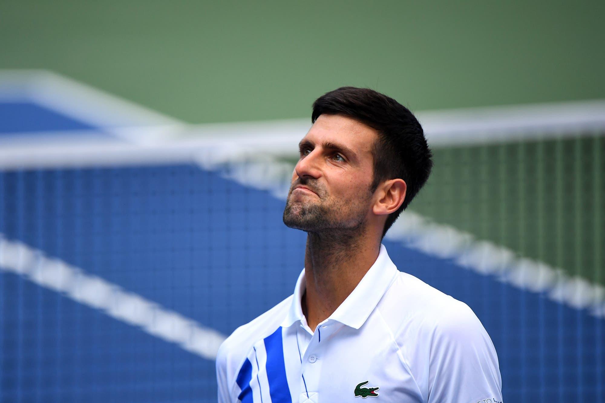 Djokovic no puede festejar los títulos ni el invicto: Nadal y Federer lo criticaron por formar un sindicato paralelo de jugadores