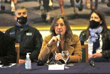 """Sabina Frederic se alineó con la postura de Alberto Fernández: """"Las tomas de tierras son ilegales"""""""