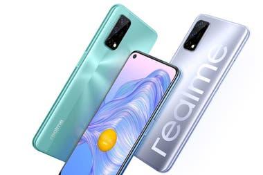 Un Realme V5 con 5G, anunciado en agosto de este año