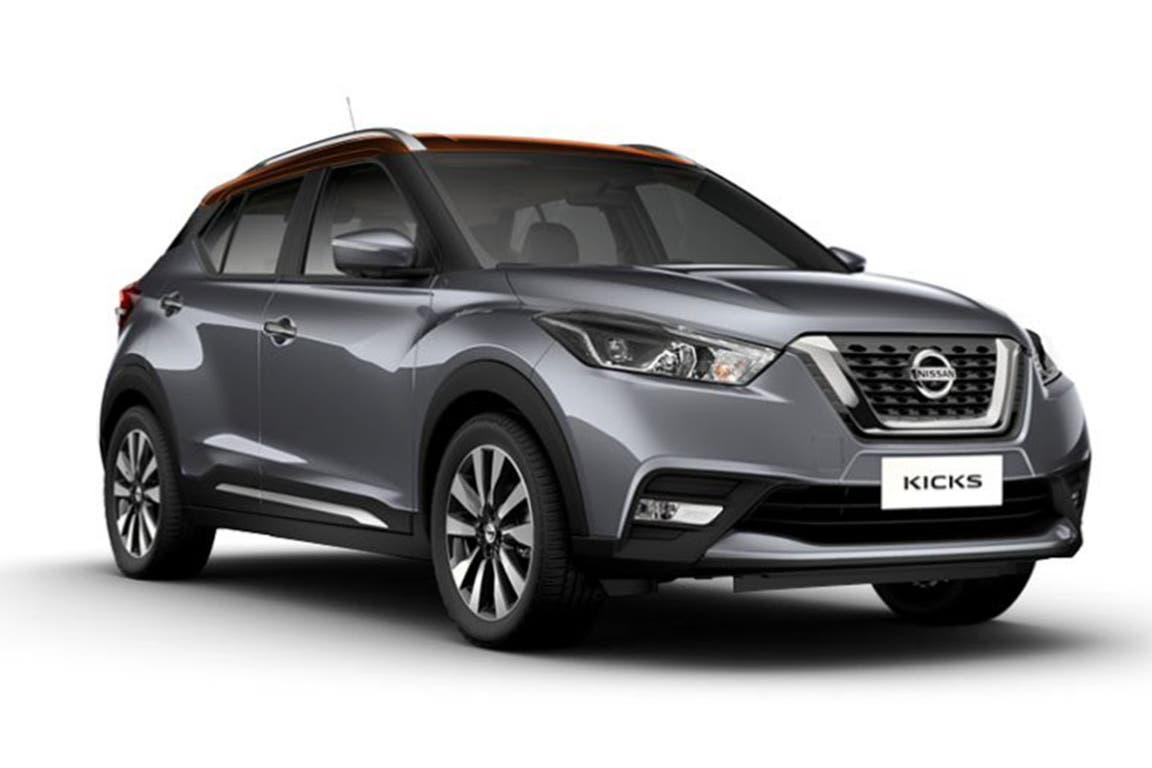 El Nissan Kicks