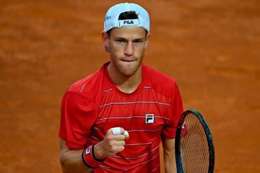Diego Schwartzman debutará ante el serbio Miomir Kecmanovic en Roland Garros.