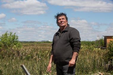 Eduardo Venencia es quien cede los derechos de posesión que dice tener en la zona