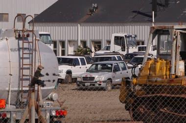 Lázaro Báez, con prisión domiciliaria desde hace un mes, era dueño de una flota de 785 vehículos que serán rematados. Están a nombre de Austral Construcciones