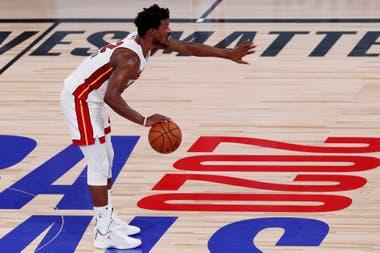 La conducción y el manejo de los tiempos de Jimmy Butler en Miami Heat