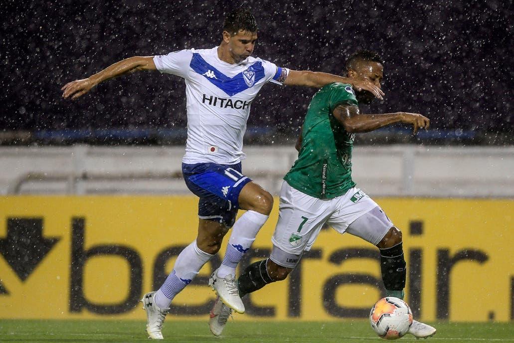 Vélez-Deportivo Cali: el Fortín busca una buena ventaja en el partido de  ida de los octavos de final de la Sudamericana - LA NACION