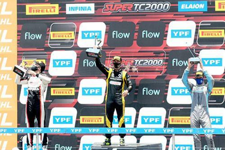 Súper TC2000 en Río Cuarto. Leonel Pernía gana en la pista y Matías Rossi suma para la corona