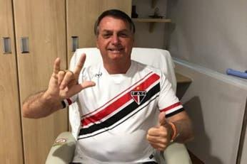 Brasil: dieron de alta a Jair Bolsonaro tras una cirugía