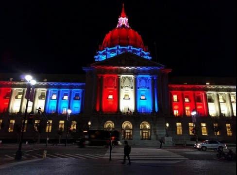 El Ayuntamiento de San Francisco. Foto: @evanreiser