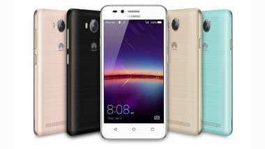66bf362268d Forman parte del catálogo de smartphones del Programa de Acceso a Internet  Móvil anunciado por Mauricio Macri, que busca renovar los equipos de 8  millones ...