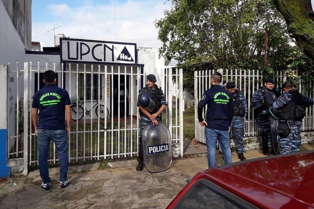 La Justicia realizó allanamientos por un posible fraude que llegaría a $72 millones; imputan a miembros de UPCN