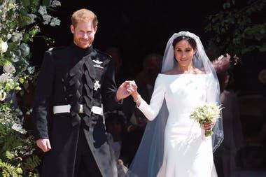 217d20d6a Meghan cumplió 100 días como duquesa  los momentos clave desde la ...
