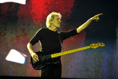 Recital de Roger Waters en el Estadio Único de La Plata